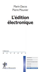 L'édition électronique