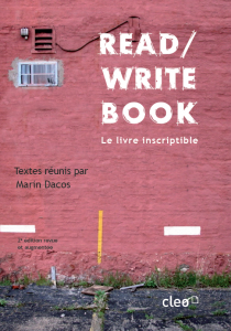 Read/Write Book. Le livre inscriptible